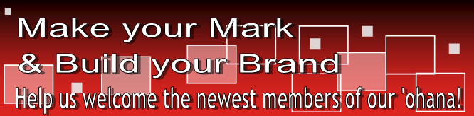 Make Your Mark and Build Your Brand