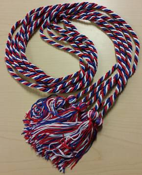 Veteran's Honor Cord