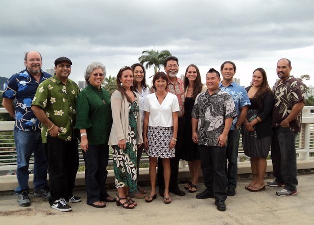 Statewide Nā Pua No'eau staff.