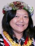 Lorna Tsutsumi, agriculture: Produces practical knowledge and scientific literature about honey bees in Hawai'i