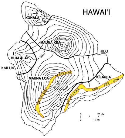 Understanding Rift Zones