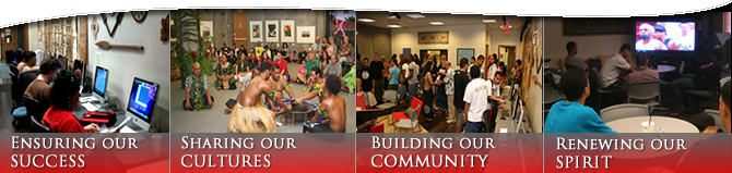 Ensuring our success, sharing our cultures, building our community, renewing our spirit