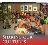 Sharing our cultures