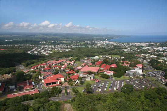 Colleges On Hawaii Big Island
