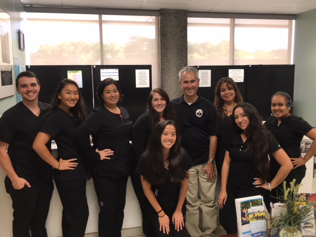 UH Hilo Student Medical Services staff