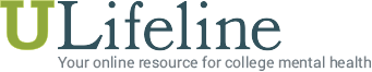 Ulifeline Online resource for college mental health