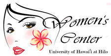 UH Hilo Women's center logo