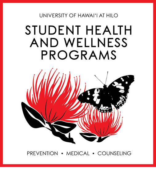 Univeristy of Hawaii at Hilo Student Health and Wellness Programs (Prevention, Medical, Counseling)