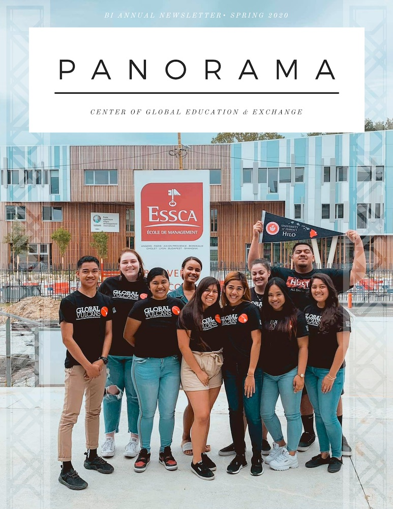 Spring 2020 Panorama Magazine Cover