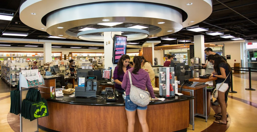 The UH Hilo Bookstore is centrally located offering everything you need, including textbooks, educational supplies, convenience items and clothing.