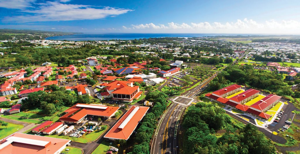 UH Hilo is a state university with a private college atmosphere, offering small class sizes, a low faculty-to-student ratio and opportunities for research and hands-on learning.
