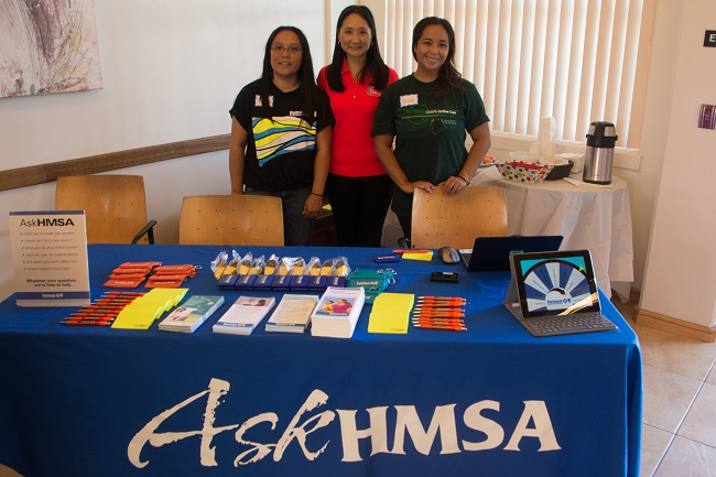 HMSA Shares Information On Their Health Programs And Services!