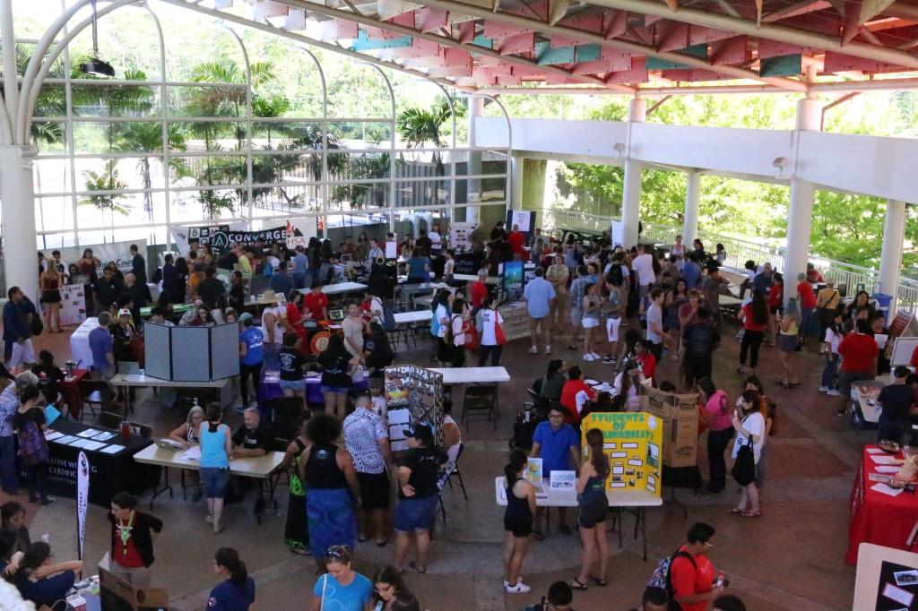 Fall 2017 Campus Involvement Fair