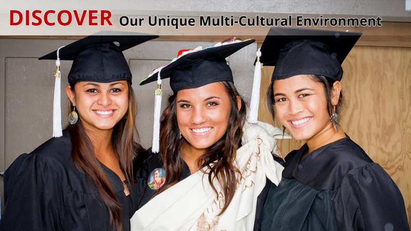 UH Hilo was named the most diverse campus in the United States in 2014.