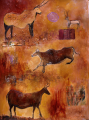 Reflections of Lascaux IV by Donna Grote